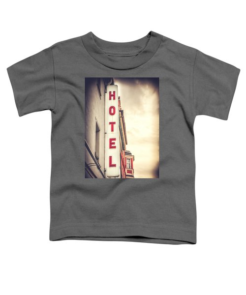 Home Is Home Toddler T-Shirt