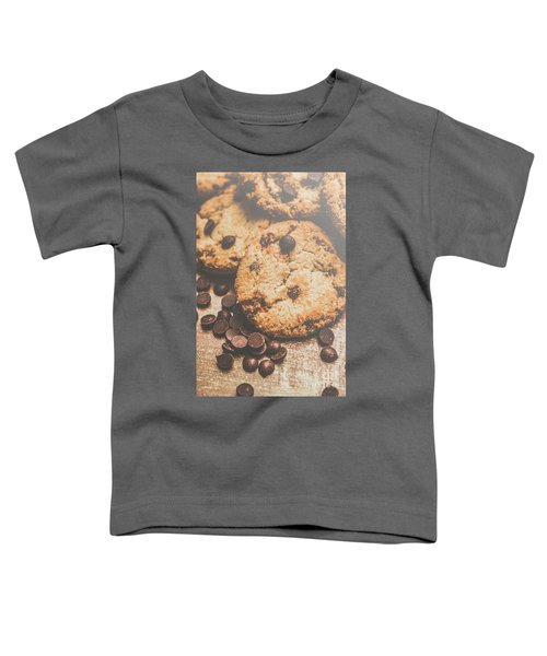 Home Made Biscuit Batch Toddler T-Shirt