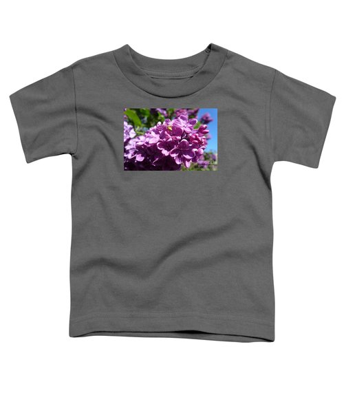 Home Of Spider Toddler T-Shirt
