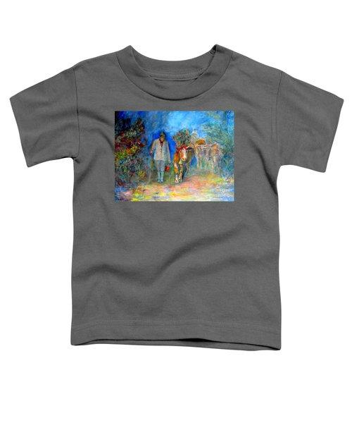 Homeland Museum Toddler T-Shirt