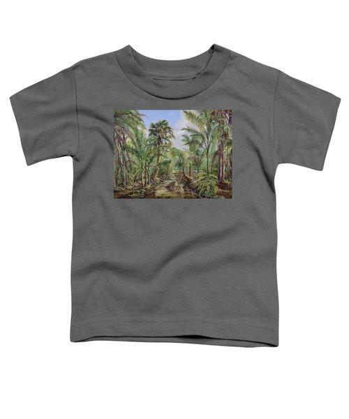 Homestead Tree Farm Toddler T-Shirt