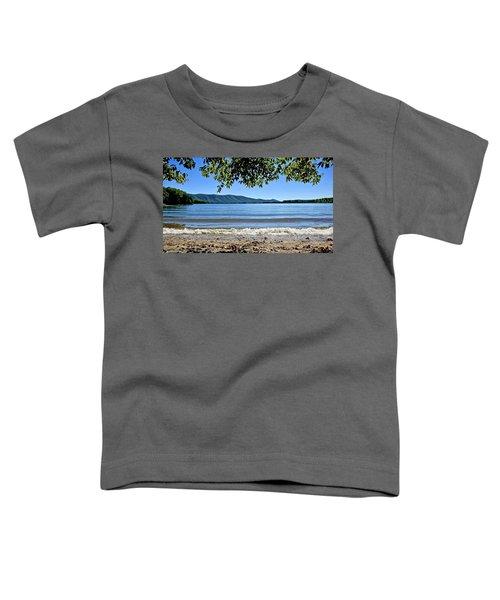 Honey Suckel Cove, Smith Mountain Lake Toddler T-Shirt
