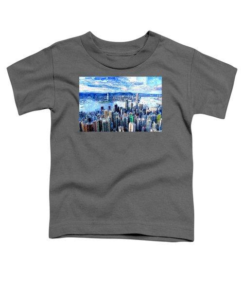 Hong Kong, China Toddler T-Shirt