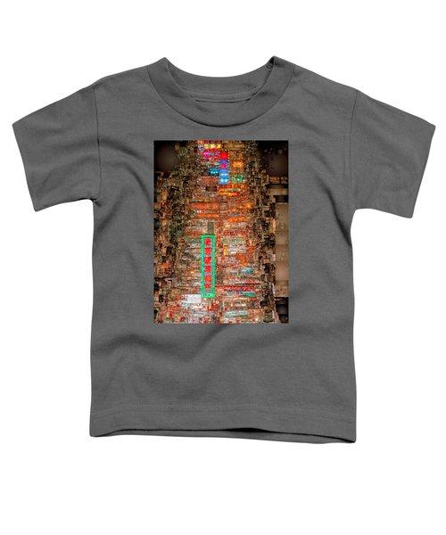Hong Kong -yaumatei Toddler T-Shirt
