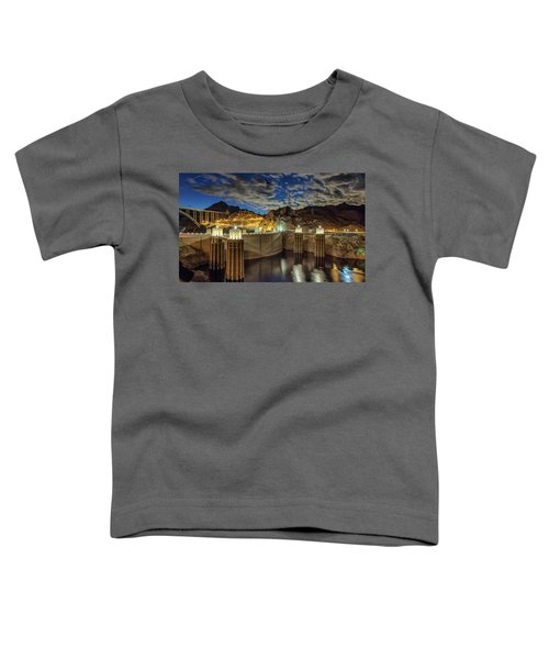 Hoover Dam Toddler T-Shirt