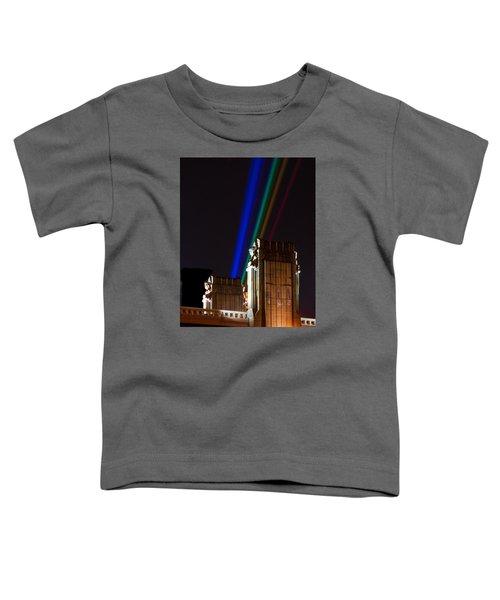 Hope Memorial Bridge, Aha Lights Toddler T-Shirt
