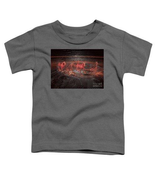 Horse Chestnut Pass Toddler T-Shirt