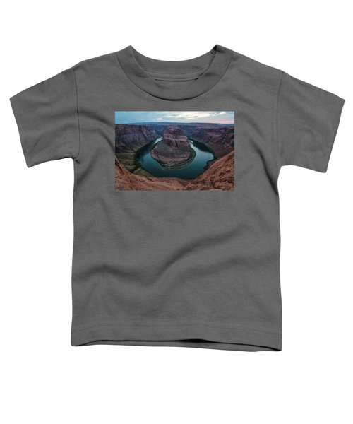 Horseshoe Bend Toddler T-Shirt