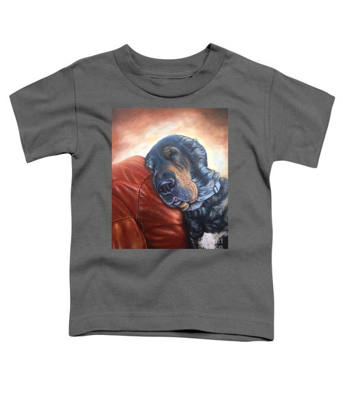 Hoss Toddler T-Shirt