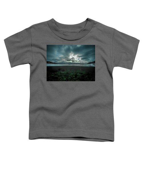Hostsaga - Autumn Tale Toddler T-Shirt
