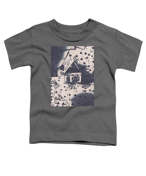 House Of Cards Toddler T-Shirt