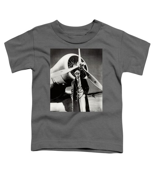 Howard Hughes - American Aviator  Toddler T-Shirt