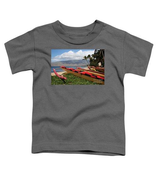 Hui Waa O Kihei Toddler T-Shirt