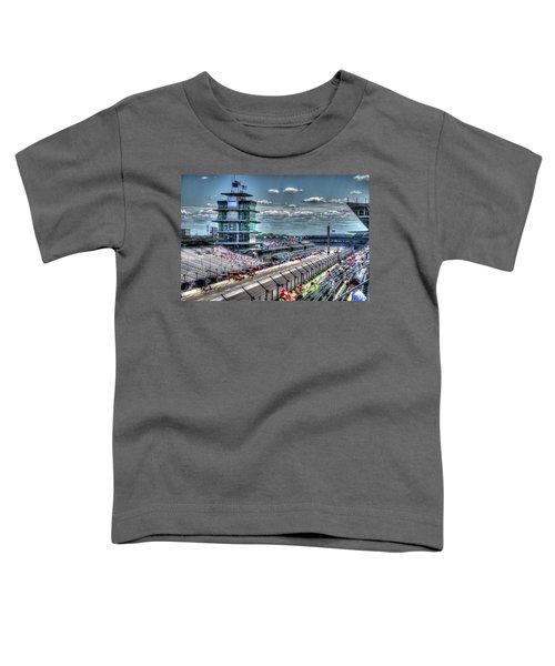 Hulman Suites Toddler T-Shirt