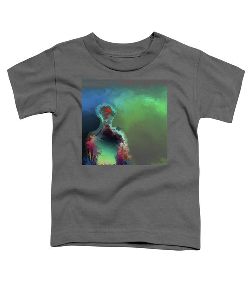 Humanoid In The Fifth Dimension Toddler T-Shirt