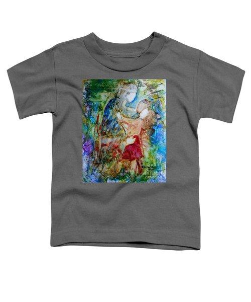 I Am A Child Of God Toddler T-Shirt