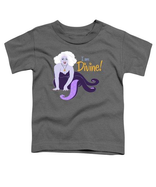 I Am Divine Toddler T-Shirt