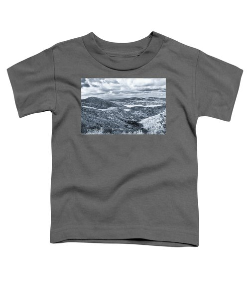 Toddler T-Shirt featuring the photograph I Found My Thrill by Alison Frank