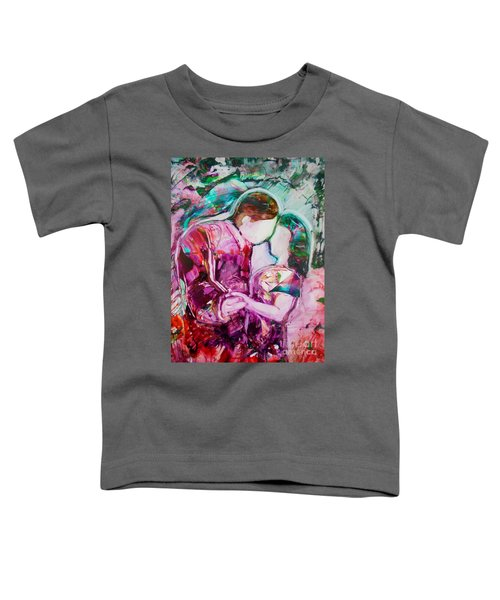 I Remember The First Dance Toddler T-Shirt