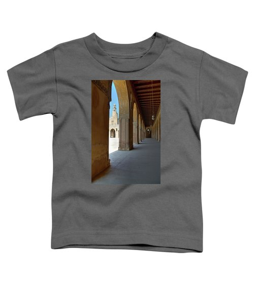 Ibn Tulun Great Mosque Toddler T-Shirt