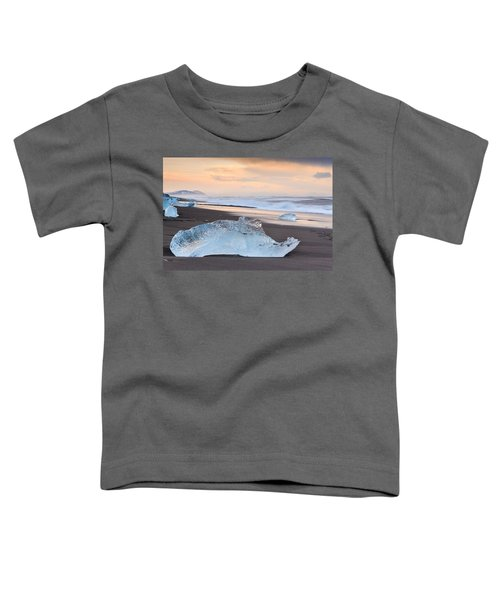 Ice Beach Toddler T-Shirt