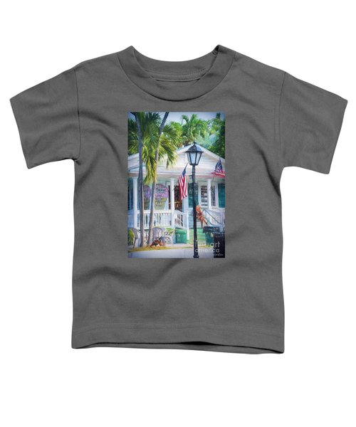 Ice Cream In Key West Toddler T-Shirt