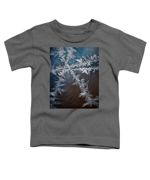 Ice Crossing Toddler T-Shirt