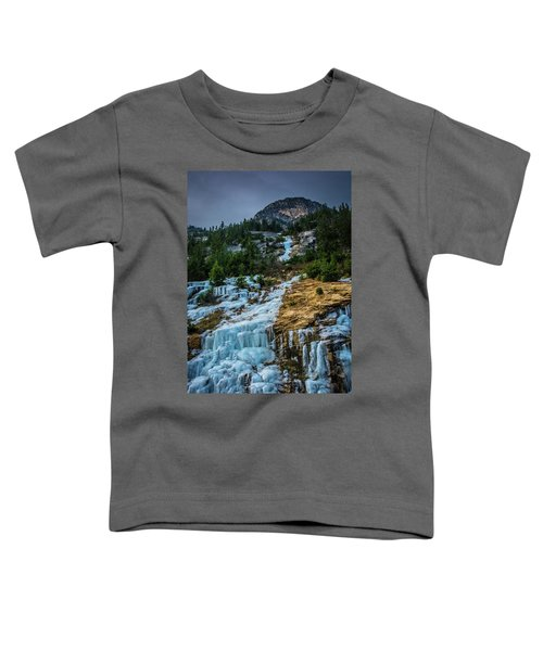 Ice Fall Toddler T-Shirt
