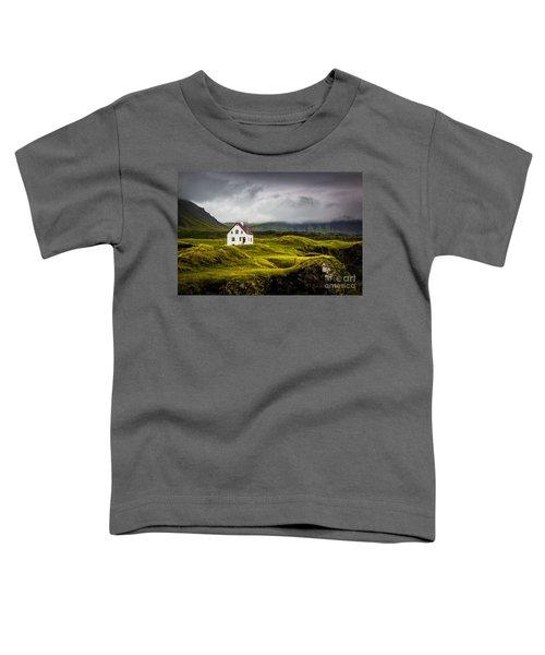 Iceland Scene Toddler T-Shirt