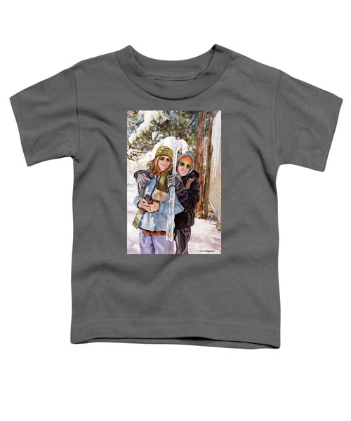 Icicle Toddler T-Shirt
