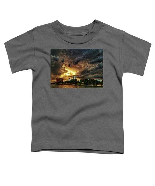 Ict Storm - From Smrt-phn Toddler T-Shirt