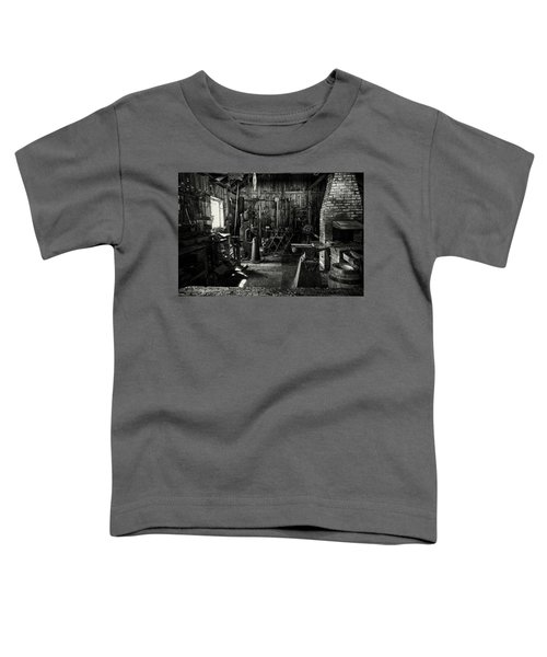 Idle Bw Toddler T-Shirt