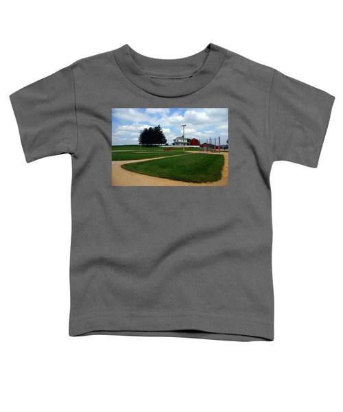 If You Build It They Will Come Toddler T-Shirt