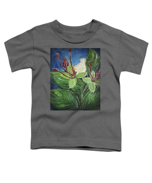 Ifit Flower Guam Toddler T-Shirt