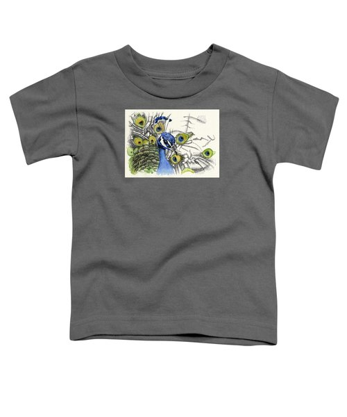 Illuminated Glory Toddler T-Shirt