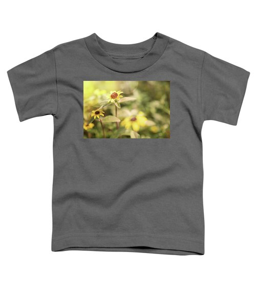 Illuminated Zinnia Toddler T-Shirt