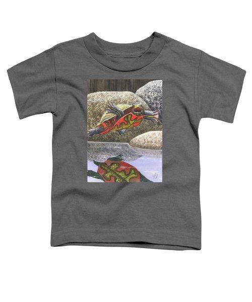 Im Flying Toddler T-Shirt