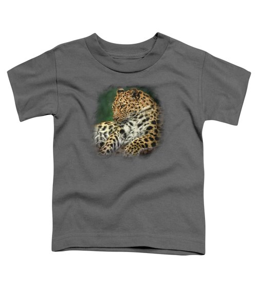 I'm Watching Toddler T-Shirt