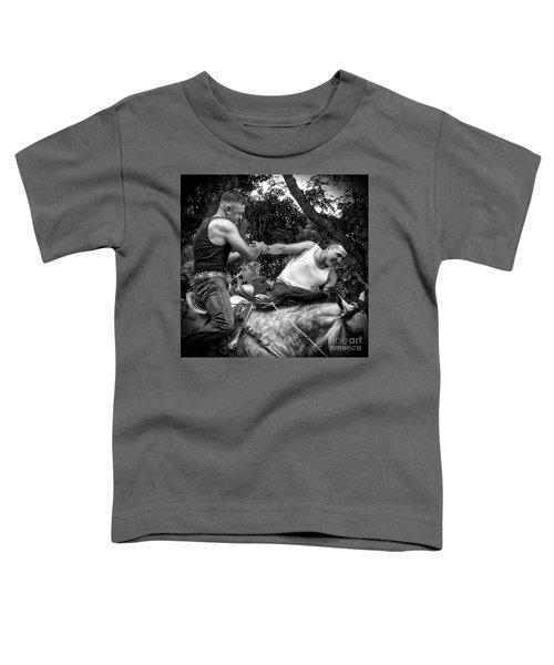 I'm Winning The Pull Toddler T-Shirt