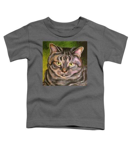 Im Your Man Tabby Toddler T-Shirt