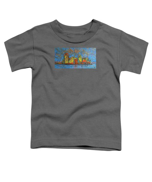 Impression - Irving Mill Toddler T-Shirt
