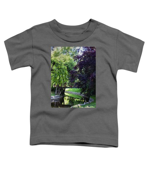 Impressionist Reminiscence  Toddler T-Shirt