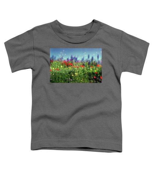 Impressionistic Springtime Toddler T-Shirt