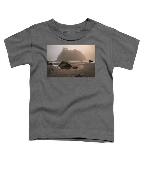 In A Fog Toddler T-Shirt by Kristopher Schoenleber