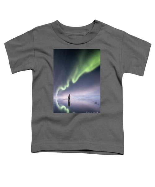In Awe Toddler T-Shirt