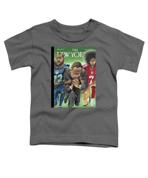 In Creative Battle Toddler T-Shirt
