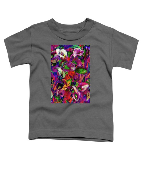 In Living Color Toddler T-Shirt