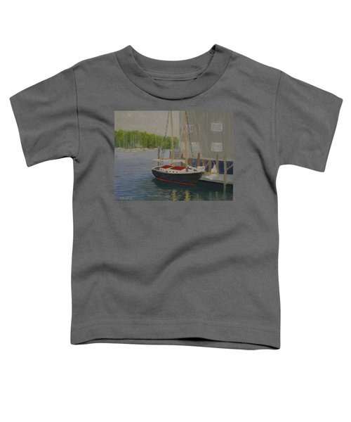 In Port Toddler T-Shirt