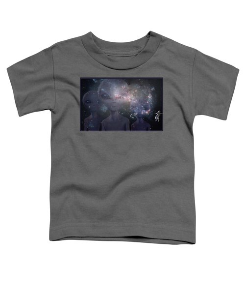 In Space Toddler T-Shirt