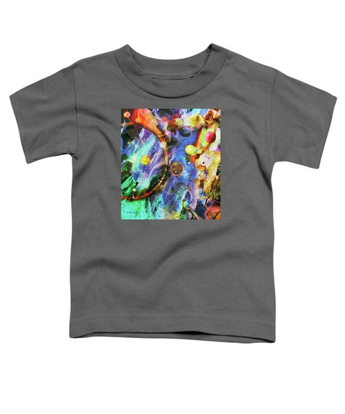 In The Beginning Toddler T-Shirt